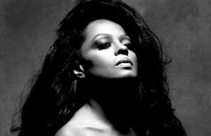 Diana Ross lit up the Hollywood Bowl stage.