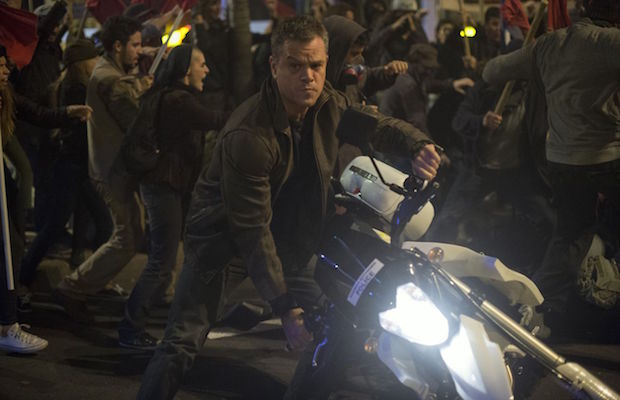 Matt Damon returns to his iconic role in Jason Bourne. (Universal Pictures)
