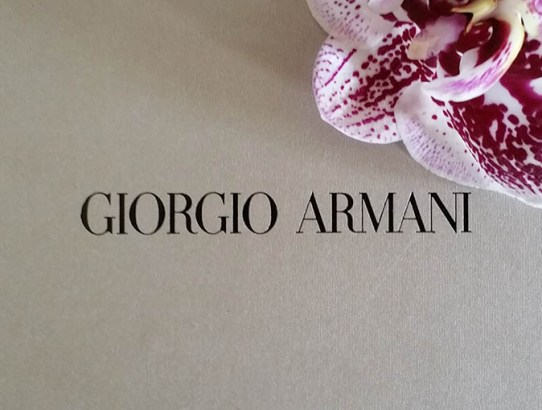 Giorgio Armani Beauty, featured