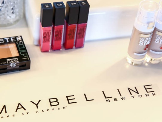 Maybelline featured