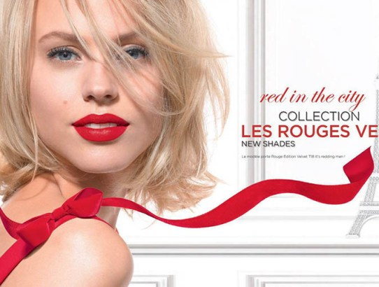 Bourjois Red in the City
