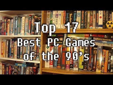 Top 17 Best PC Games Of The 90s
