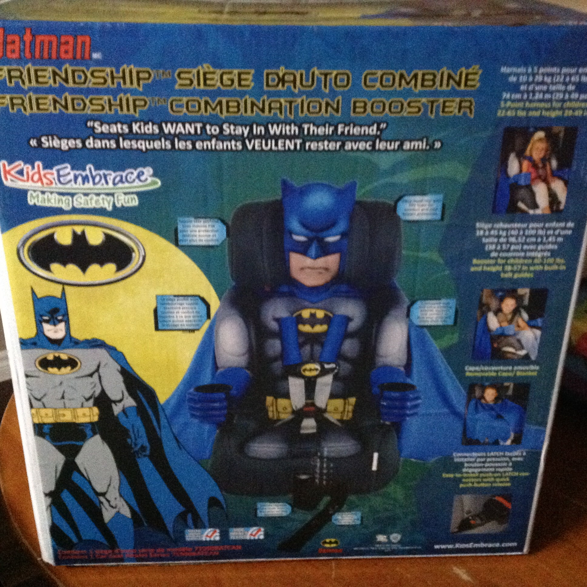 Fantastic Kidsembrace Combination Harnessed Booster Review London Car Batman Car Seat Replacement Parts Batman Car Seat Covers baby Batman Car Seat