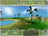 cycle game stunt bike island