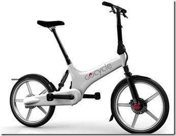Gocycle motorbicycle