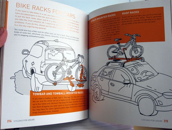Bicycle by Helen Pidd review on Bicycle Racks