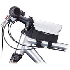 Topeak tribag attached to your frame