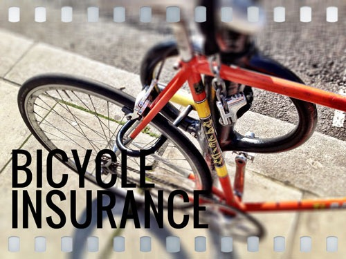 Bicycle insurance - when to claim and when you can't claim
