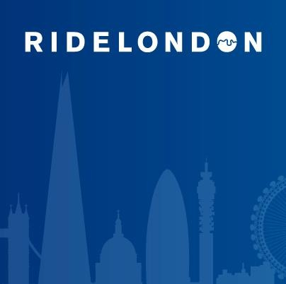 Ride London event logo