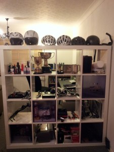 The Expedit for a cyclist