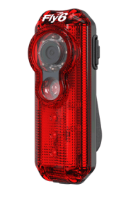 fly6 rear light camera