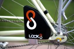 Lock8 GPS bike lock