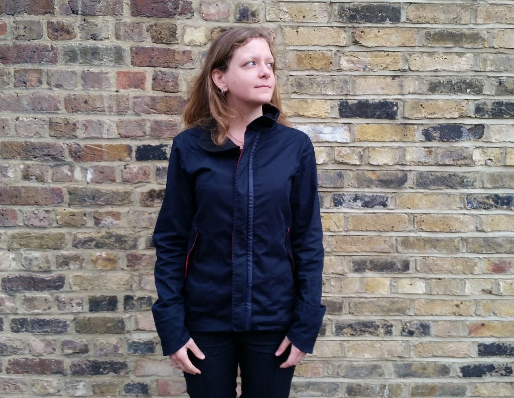 Lumo Harrington jacket