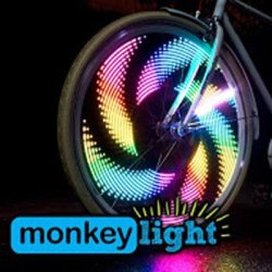 Monkey light in action
