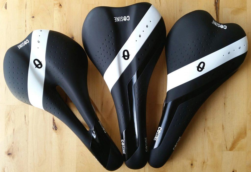 Three saddles reviewed