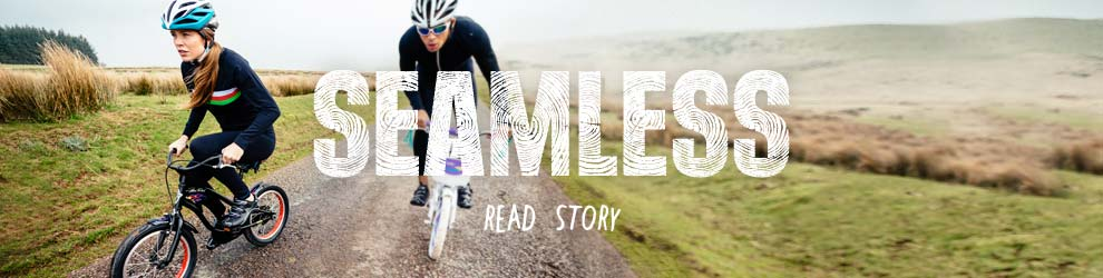 Howie Cycle clothing banner