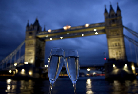Bateaux London River Cruise