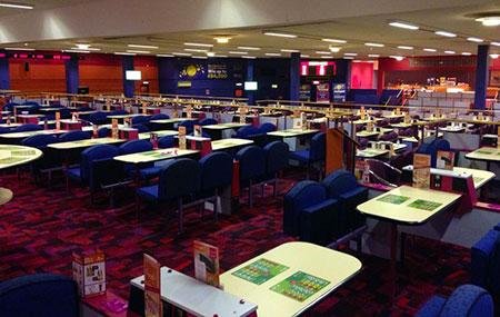 Mecca Bingo Date - Bingo Hall