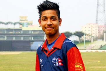 एसिया कप क्रिकेटका लागि नेपाली टोलीको घोषणा