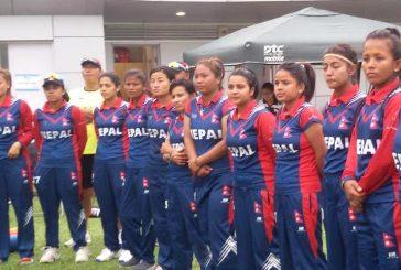 एशिया छनोट क्रिकेटमा नेपालको पहिलो जित