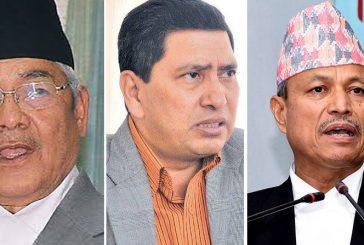 एमाले–माओवादीका तीन नेता किन भए 'गुमनाम' ?
