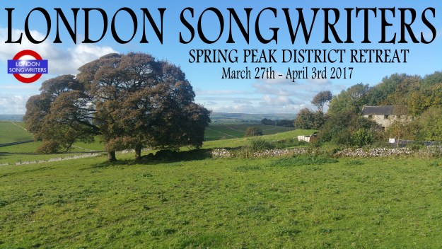 London Songwriters Spring Retreat