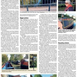 towpath talk clipping