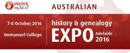 Unlock the Past's Australian History & Genealogy Expo 2016