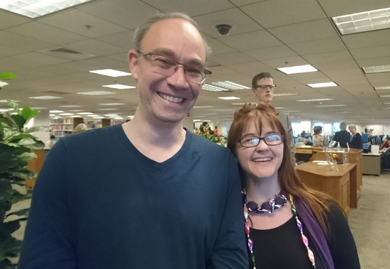 I caught up with Daniel from MyHeritage