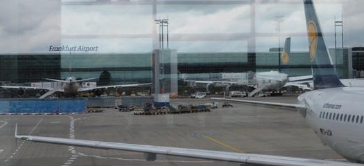 Frankfurt airport