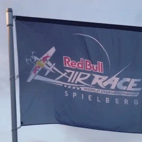 Oct - red bull flag
