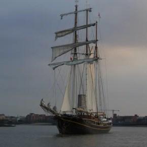 Sept - tall ship 1