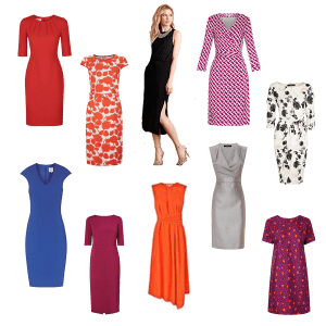 New season dresses, capsule wardrobe dresses