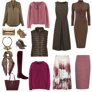 capsule wardrobe, how to create a colour scheme