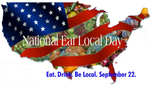 National Eat Local Day