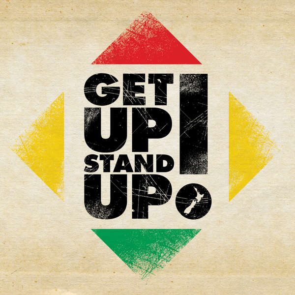 Get Up Stand Up • Loop Recordings Aot(ear)oa