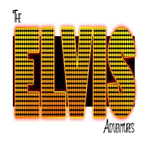 The Elvis Adventures Cover Logo comixology