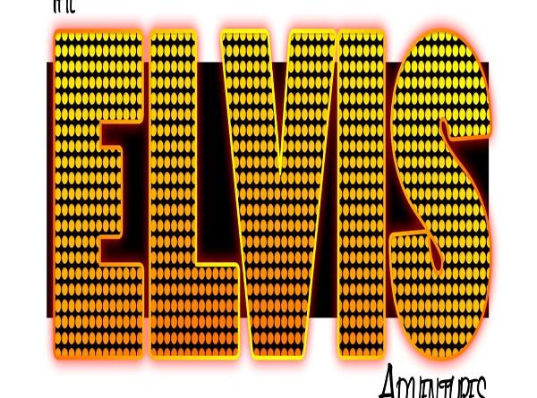 The Elvis Adventures Cover Logo comixology