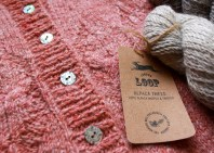 Loop Alpaca Tweed at Loop London