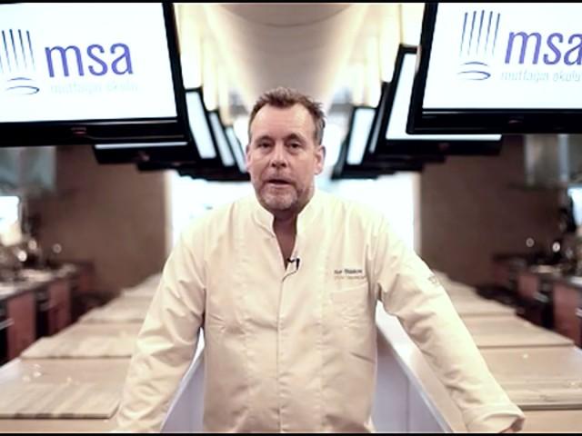 Mutfak Sanatları Akademisi – Ron Blaauw