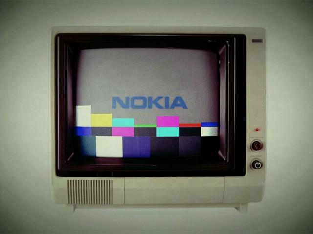Nokia – Broadcast Colors Bumper