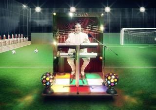 Ülker – Hayatın Draması Varsa Rondonun Kreması Var – Futbol