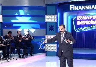Finansbank – Esnafın Derdini Mustafa Keser – Gül Ali
