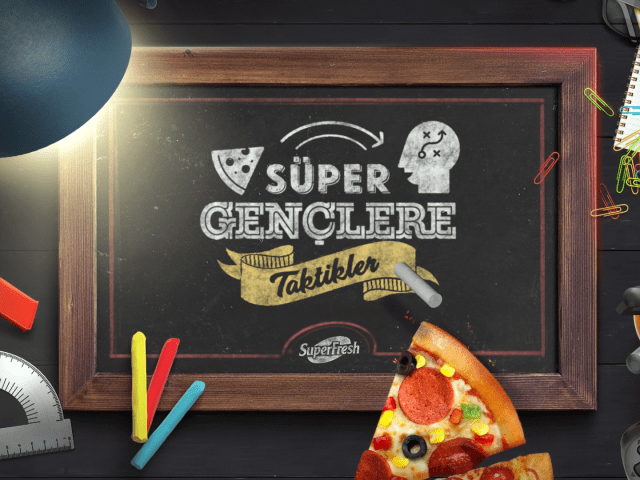Superfresh – Süper Gençlere Taktikler – Doğal Ortam