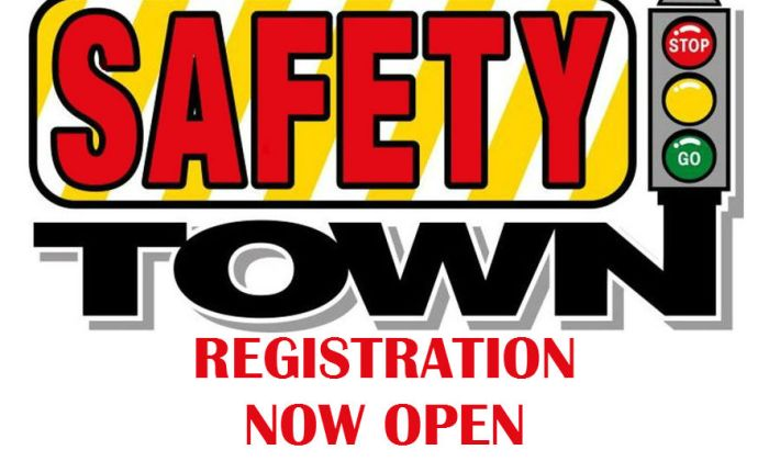 Safety Town Registration