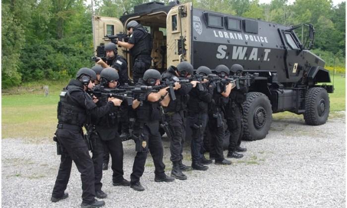 Lorain Police SWAT