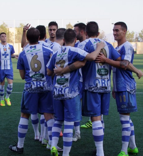 Celebracion Lorca-Yeclano