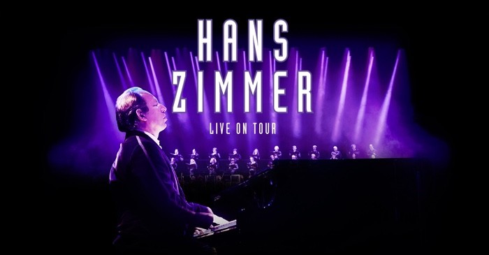 Hans Zimmer concert Zénith Nantes
