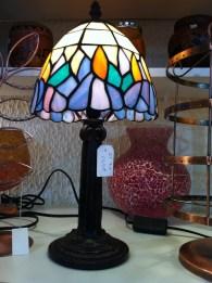 Superbes lampes de style Tiffany, fabrication soignée d'origine italienne.