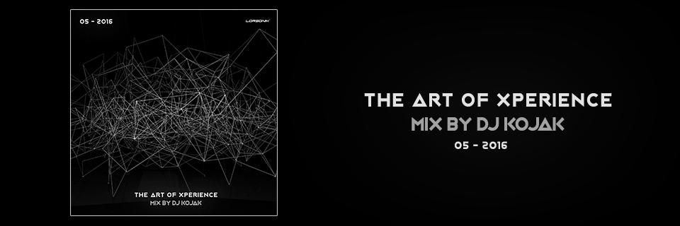 Dj Kojak - the art of xperience MAI 2016